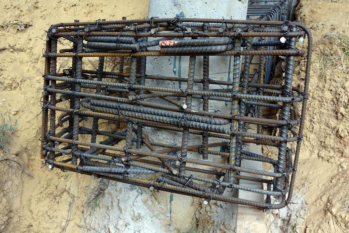 Helical Repair of Concrete Deck Support Los Gatos